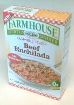 box of Farmhouse dinner